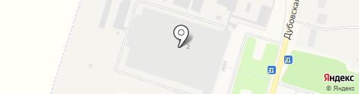 Банкомат, Московский Индустриальный банк на карте Узловой
