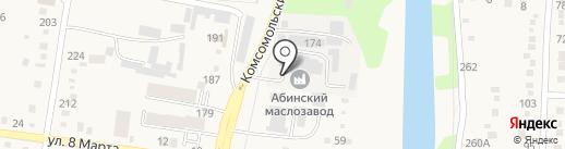 Банкомат, КБ Кубань кредит на карте Абинска