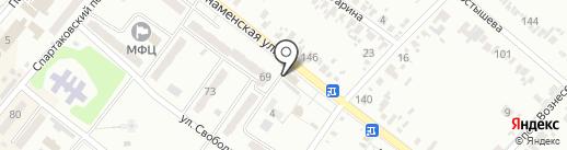 Будьмо на карте Харцызска