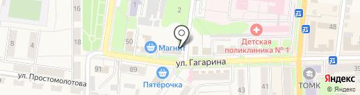 Позитив на карте Узловой