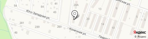 ЮИТ Московия на карте Кратово