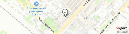 ВТФ Арника на карте Харцызска