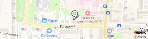 Магнат-НВ на карте Узловой