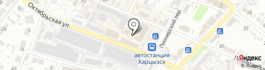 Магазин, СПД Войтюшенко В.Н. на карте Харцызска