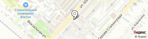 S-TELL на карте Харцызска