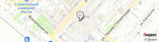 Мобайл Сервис, сервисная компания на карте Харцызска