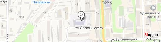 Детский сад №23 на карте Узловой