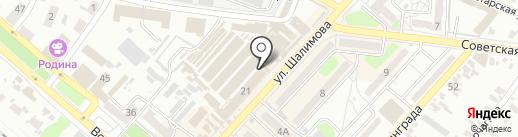 Гурман на карте Харцызска