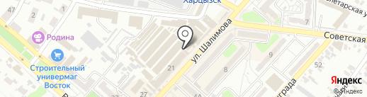 Vivat на карте Харцызска