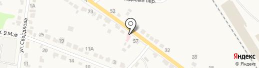 Узловская районная ветеринарная станция по борьбе с болезнями животных на карте Узловой