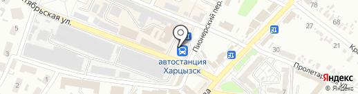 Mobi smile на карте Харцызска