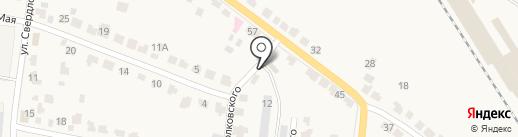 Компания на карте Узловой