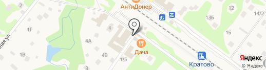 Магазин подарков на карте Кратово