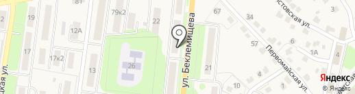 Нуга Бест на карте Узловой