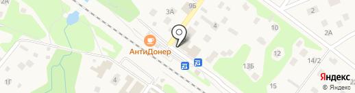Qiwi на карте Кратово