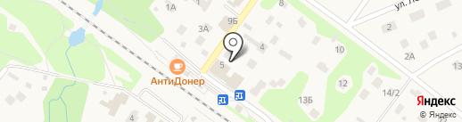 Почтовое отделение №140130 на карте Кратово