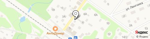 Дом быта на карте Кратово