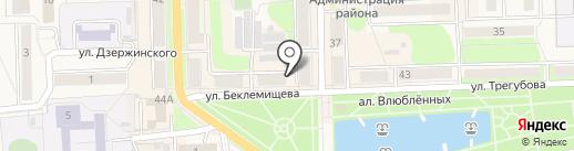 Премиум ломбард на карте Узловой
