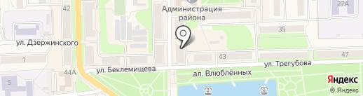 Дуэт на карте Узловой
