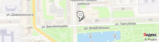 Beauty на карте Узловой