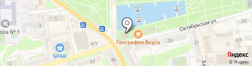 Артишок на карте Узловой