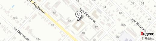 Евростройсервис на карте Харцызска