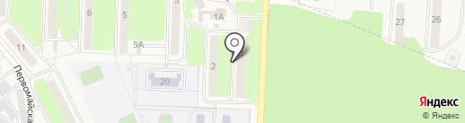 Центральная районная аптека на карте Грицовского