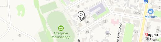 Ростелеком, ПАО на карте Узловой
