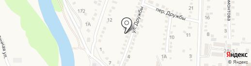 МегаФон на карте Абинска