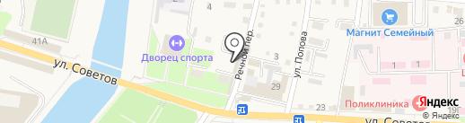 Династия на карте Абинска