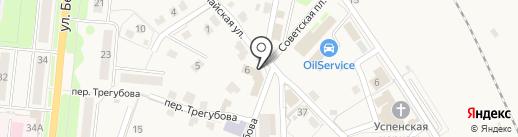 Универмаг на карте Узловой