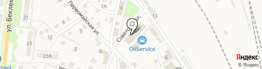 Центр досуга детей и молодежи на карте Узловой