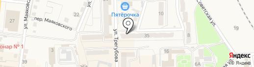 Наш любимый магазин на карте Узловой