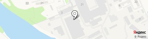 PAREMO на карте Старой Купавны