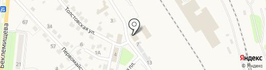 Relax на карте Узловой