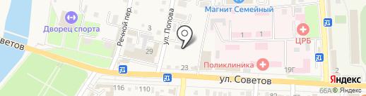 Управление ветеринарии Абинского района на карте Абинска
