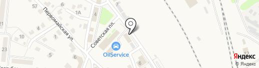 Автоаптека на карте Узловой