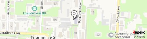 Грицовская детская музыкальная школа на карте Грицовского
