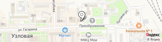 Ассорти на карте Узловой