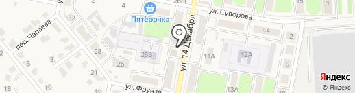 Магазин сухофруктов на карте Узловой