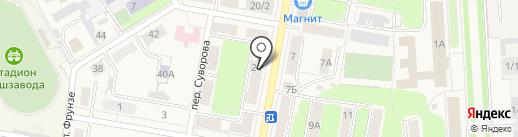Мясное ассорти на карте Узловой