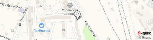Центр бухгалтерских и аудиторских услуг на карте Узловой