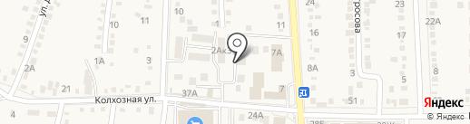 Доктор на карте Абинска