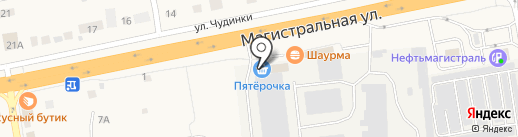 Авто90 на карте Старой Купавны