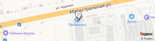 Платежный терминал, Московский кредитный банк, ПАО на карте Старой Купавны