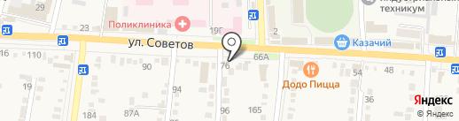 Мой имидж на карте Абинска
