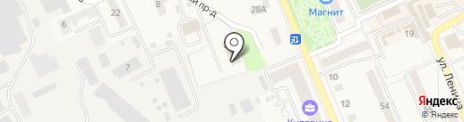 Участковый пункт полиции на карте Старой Купавны