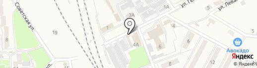 Шпилька на карте Узловой