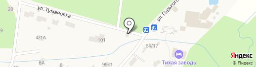 Рико-сервис на карте Кратово