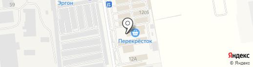Магазин красок на карте Старой Купавны